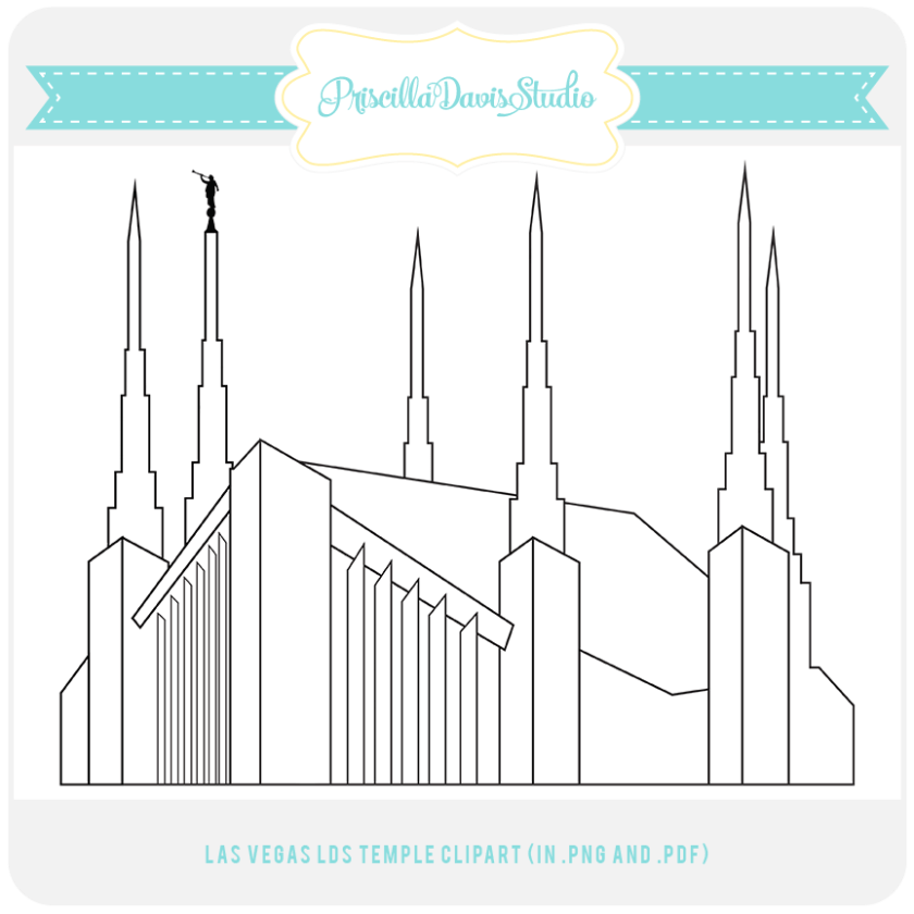 las vegas lds temple coloring page   yahoo search