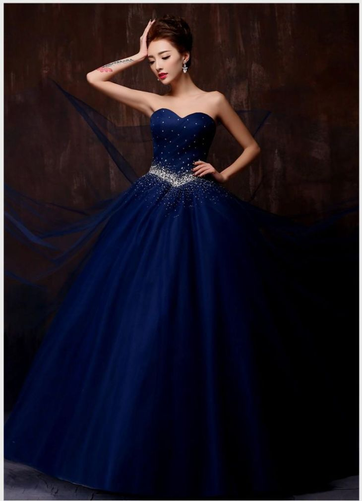 royal blue wedding dress cute dresses for a wedding Check more at