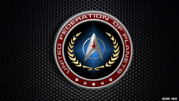 United Federation of Planets logo Starfleet by gazomg on ...
