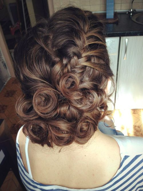 60 Trendiest Updos For Medium Length Hair Medium Hair