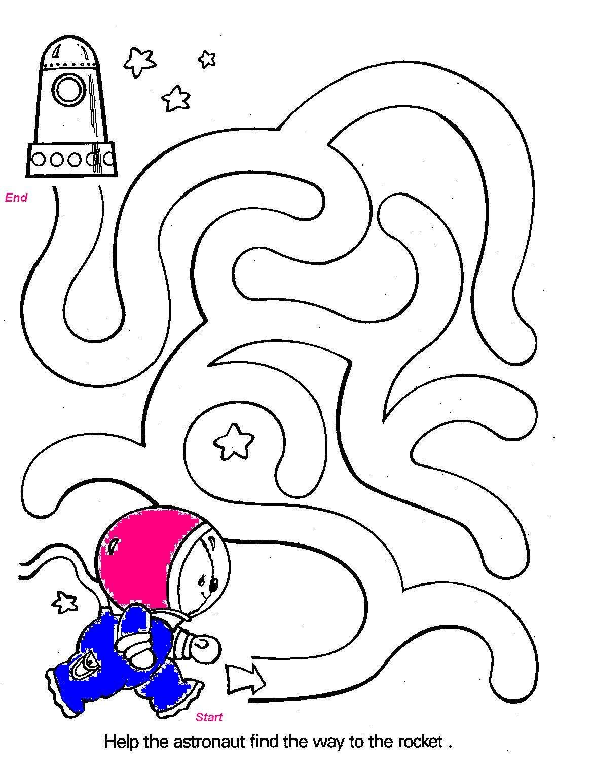 Best Mazes For Kids 75