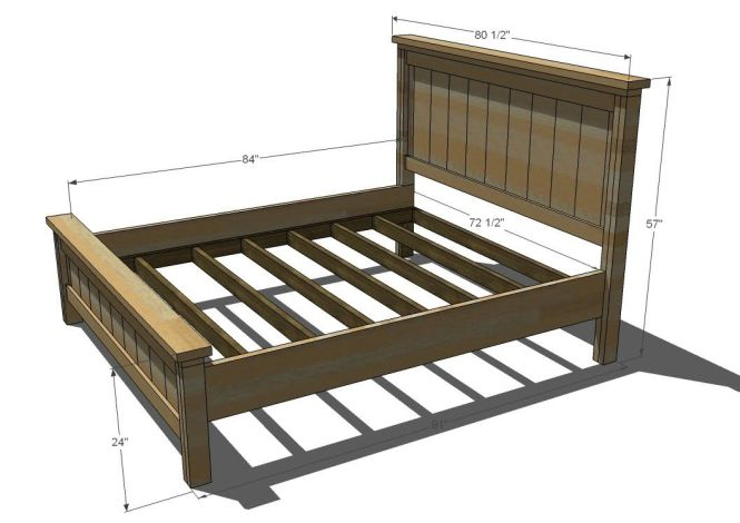 25 Best California King Bed Frame Ideas On Pinterest Queen Size Daybed In Small Room And