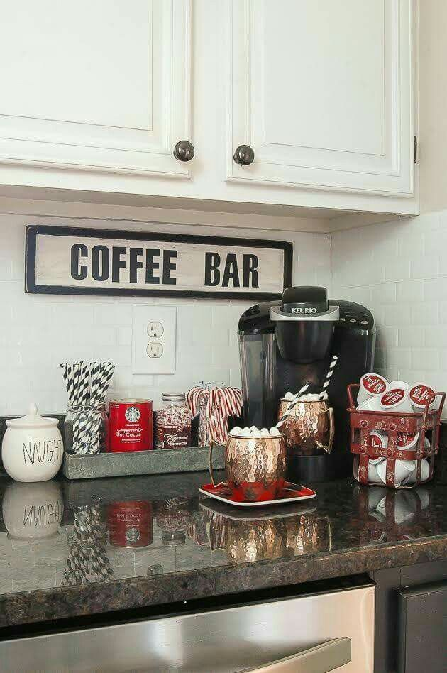 ((cocoa bar or cold/flavored water bar…near entryway or in mudroom))