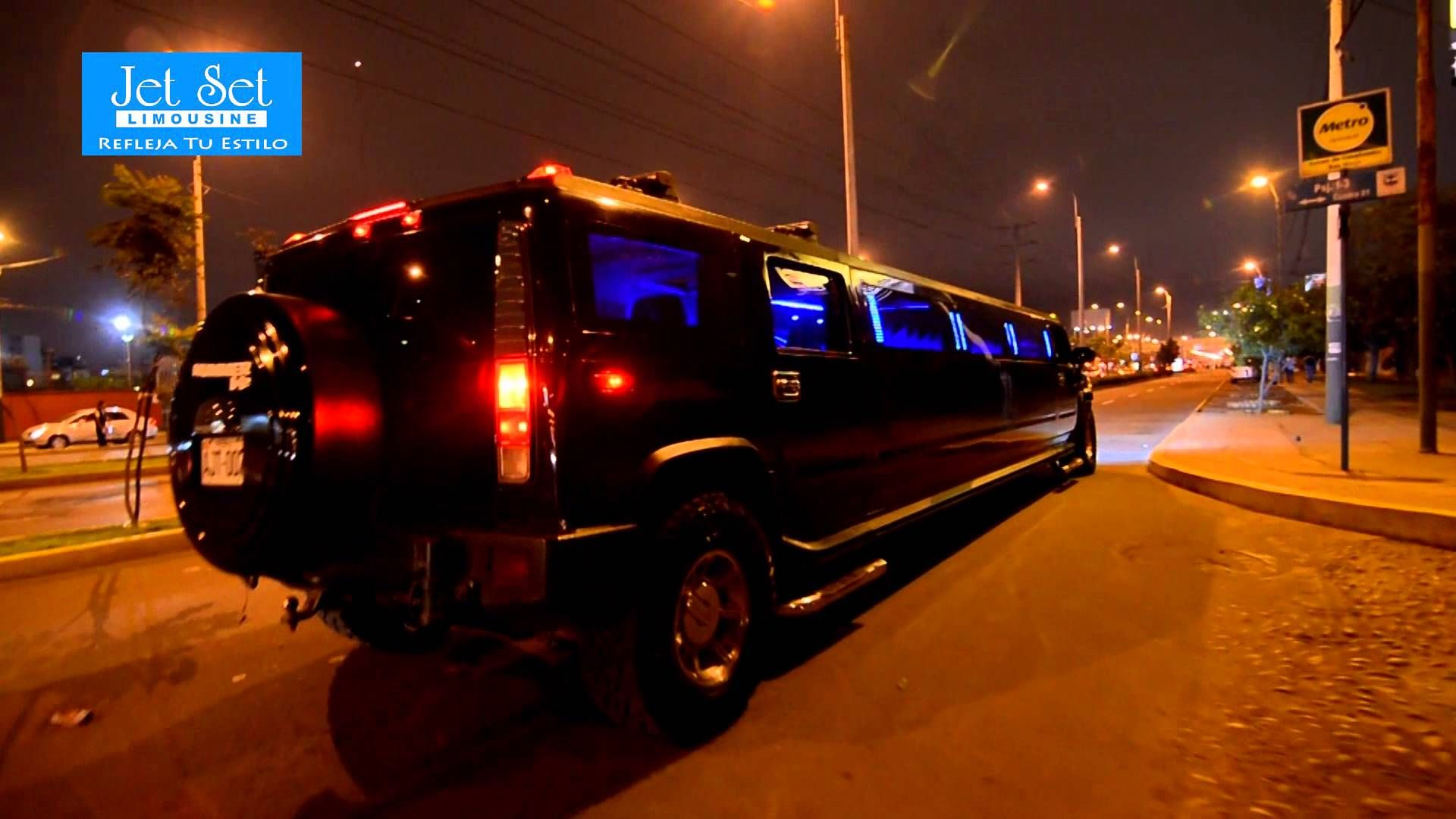 Triple Hummer Limos Mammoth Media Productions