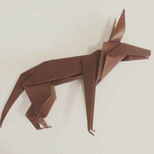 origami time 06 53 shepherd dog a a a a ae a c ao ae ae ae