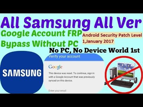 samsung J3 without pc