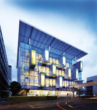 Resultado de imagen para Biblioteca Comunitaria de Bishan (Singapur)