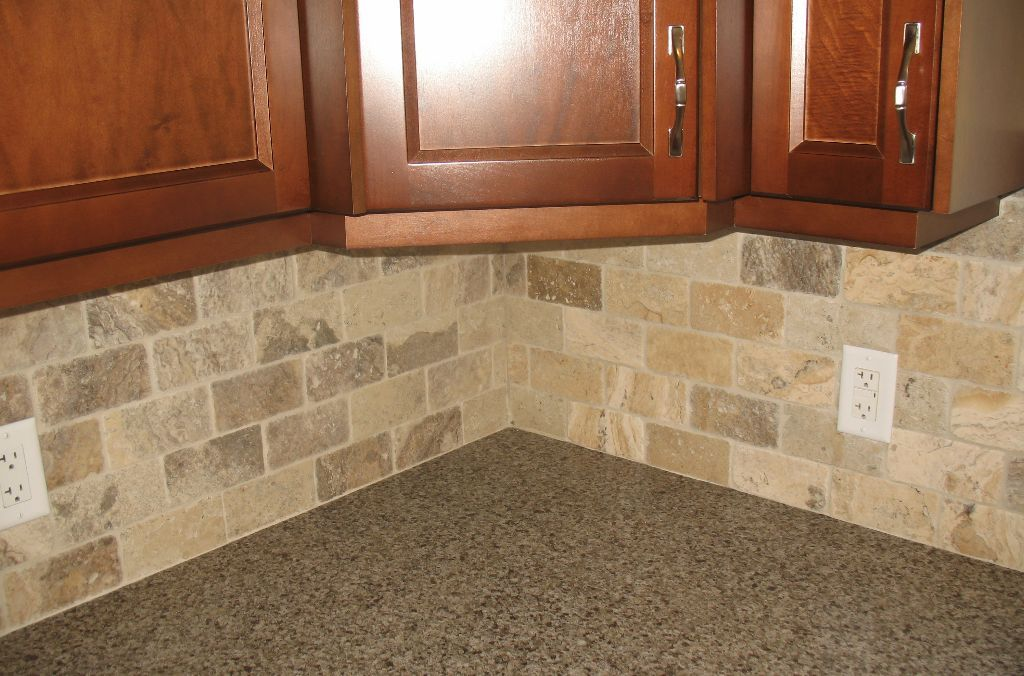 Kitchen Backsplash Ideas With maple Cabinets | ... quartz ... on Natural Maple Cabinets With Quartz Countertops  id=19387