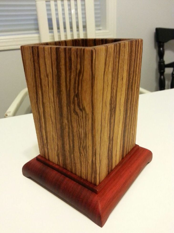 Zebra wood u Paduk paduk wood Pinterest