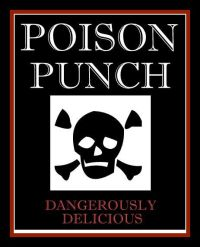 halloween punch labels