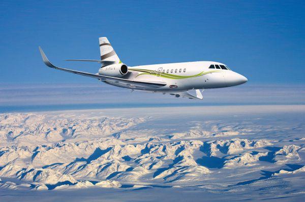 Dassault Falcon 2000s - 10 passengers - 852.9 km/h ...