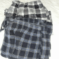 Red flannel pajamas  Nautica flannel pajama pant bundle COZY UP One pair that is a white