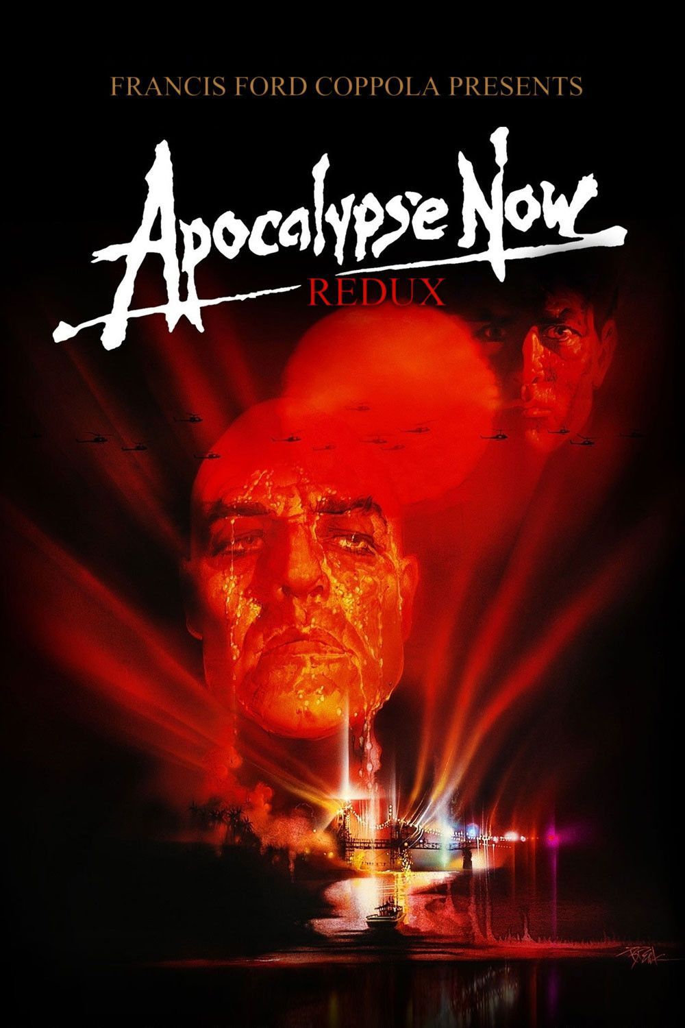 Poster do filme Apocalypse Now Redux