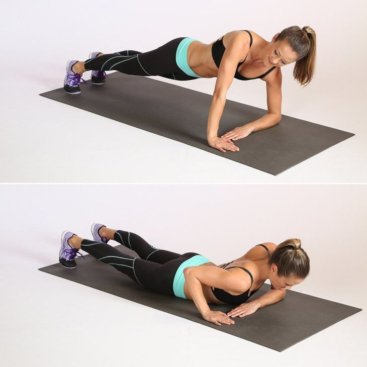 The Best Bodyweight Exercises For Stronger Leaner Toned Arms