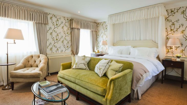 Country House Hotel Nina Campbell Bedding Ideas Pinterest