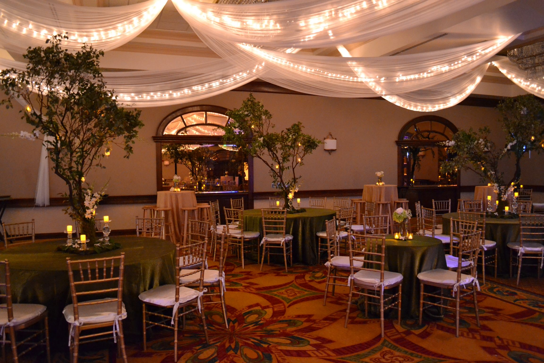 Enchanted Garden Themed Prom Party Perfect Boca Raton