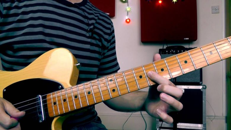 just another blues lick…but a good one! | guitar lesson | music