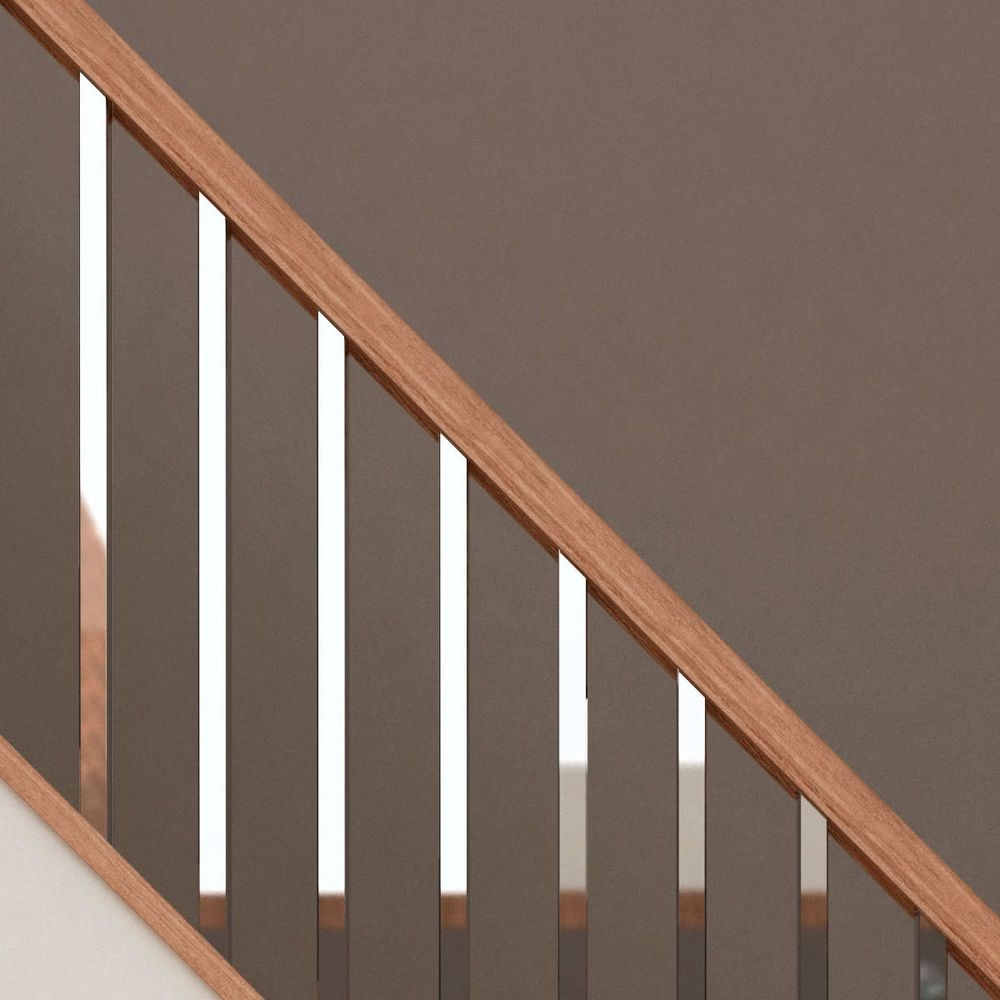 Modern Handrails For Stairs Google Search Stair Rails   Modern Metal Stair Spindles