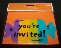 halloween party invitations target