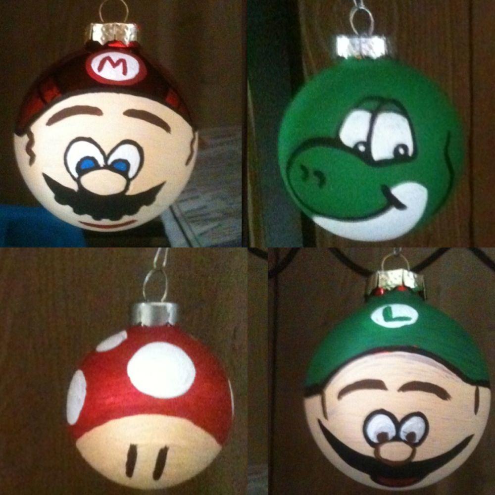 Mario Brothers Christmas Decorations Wwwindiepediaorg
