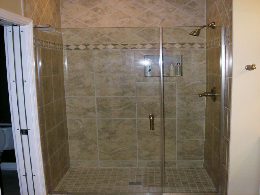 Bathroom Shower Tile | master bathroom tiles model ... on Model Bathroom Ideas  id=19218