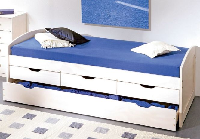 Inspo Modern Single Bed With Storage For Saving E Picture Drawers Pinterest And Es