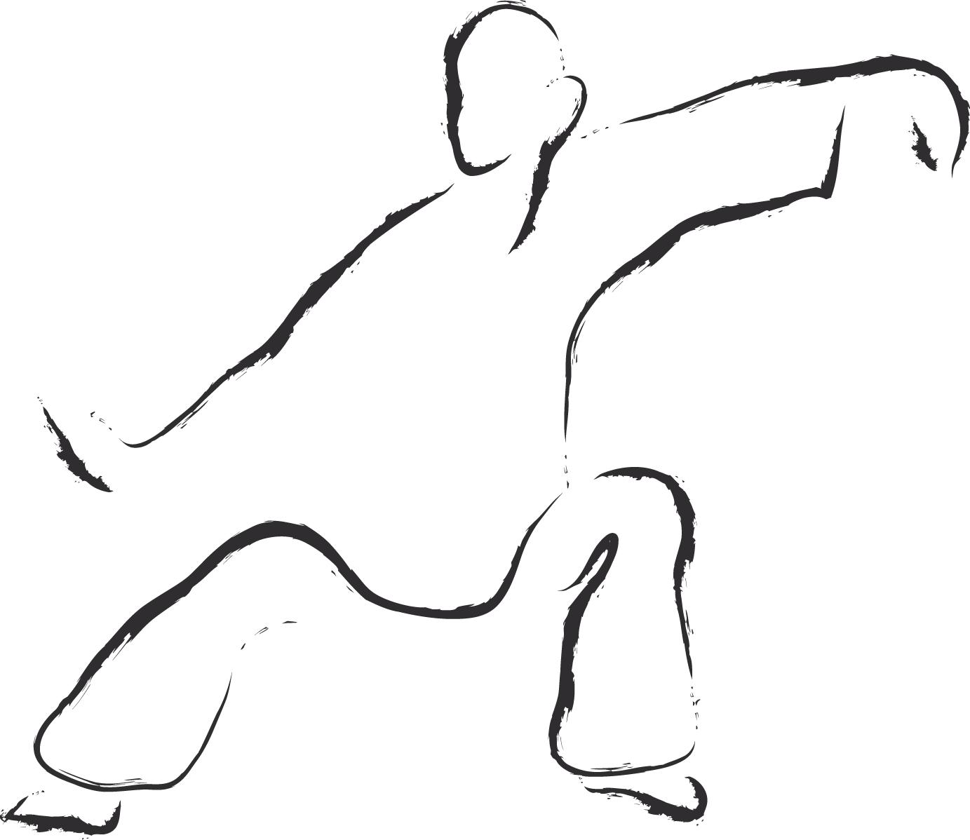 Tai Chi Symbol Clip Art Cliparts