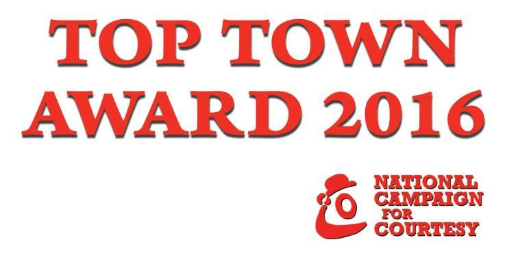 Top Town Award 2016
