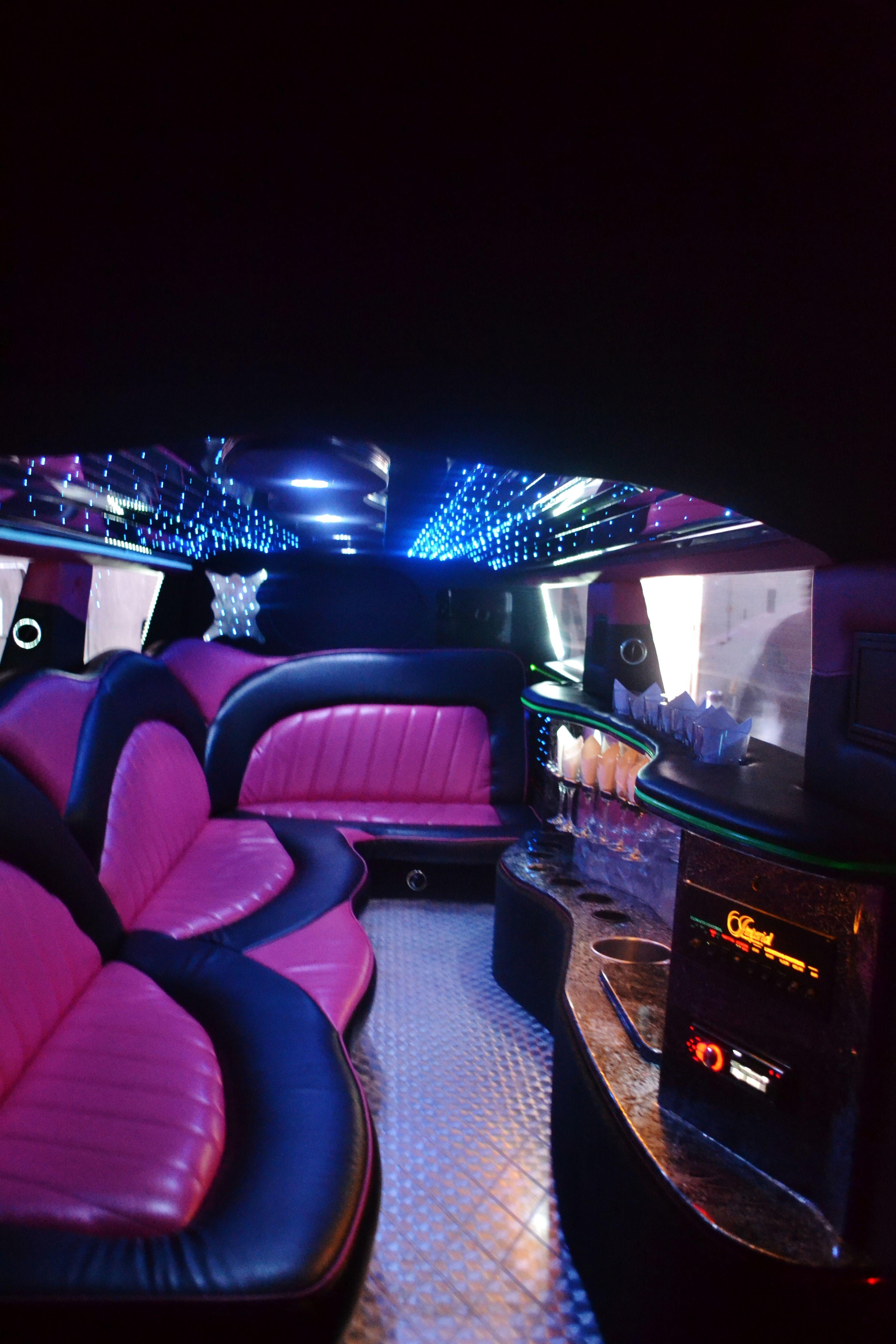 10 Passenger H3 Hummer Limo Miami