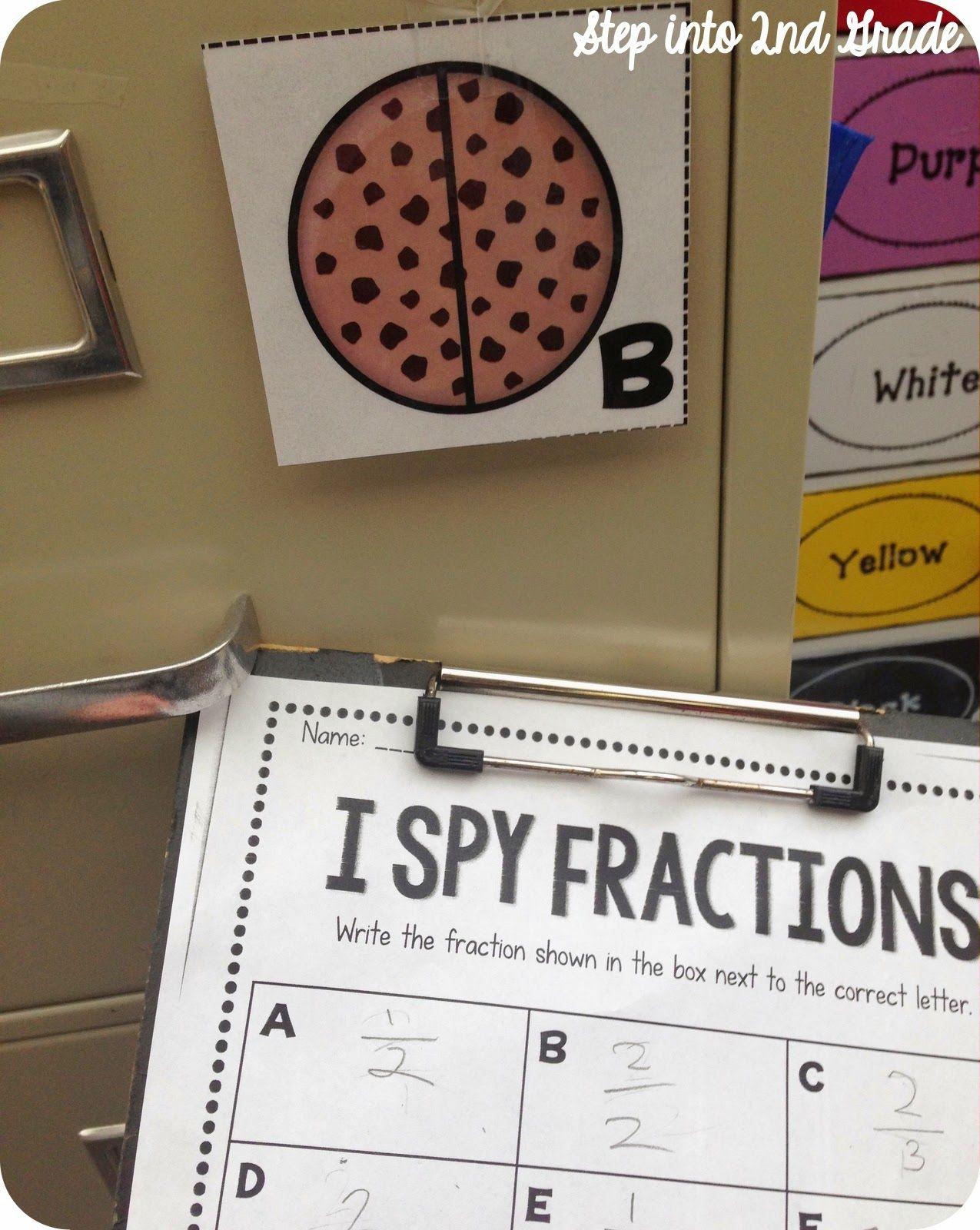 Fraction I Spy
