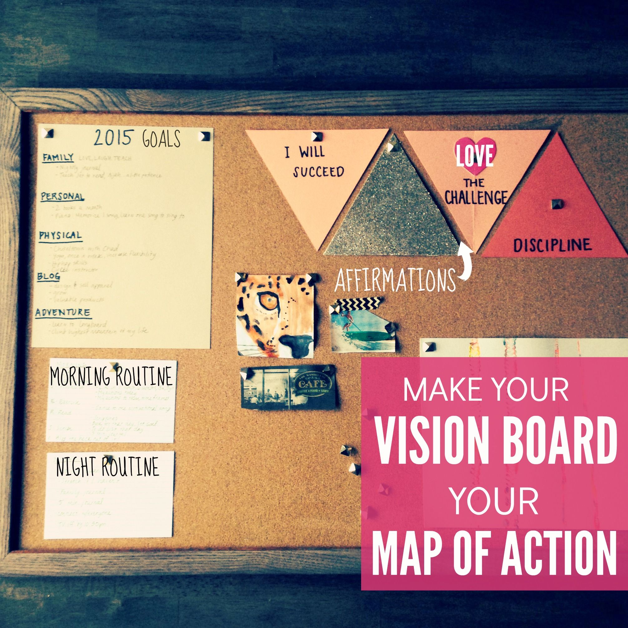 The 25 Best Creating A Vision Board Ideas