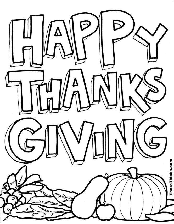 1000 Images About Thanksgiving Color Pages On