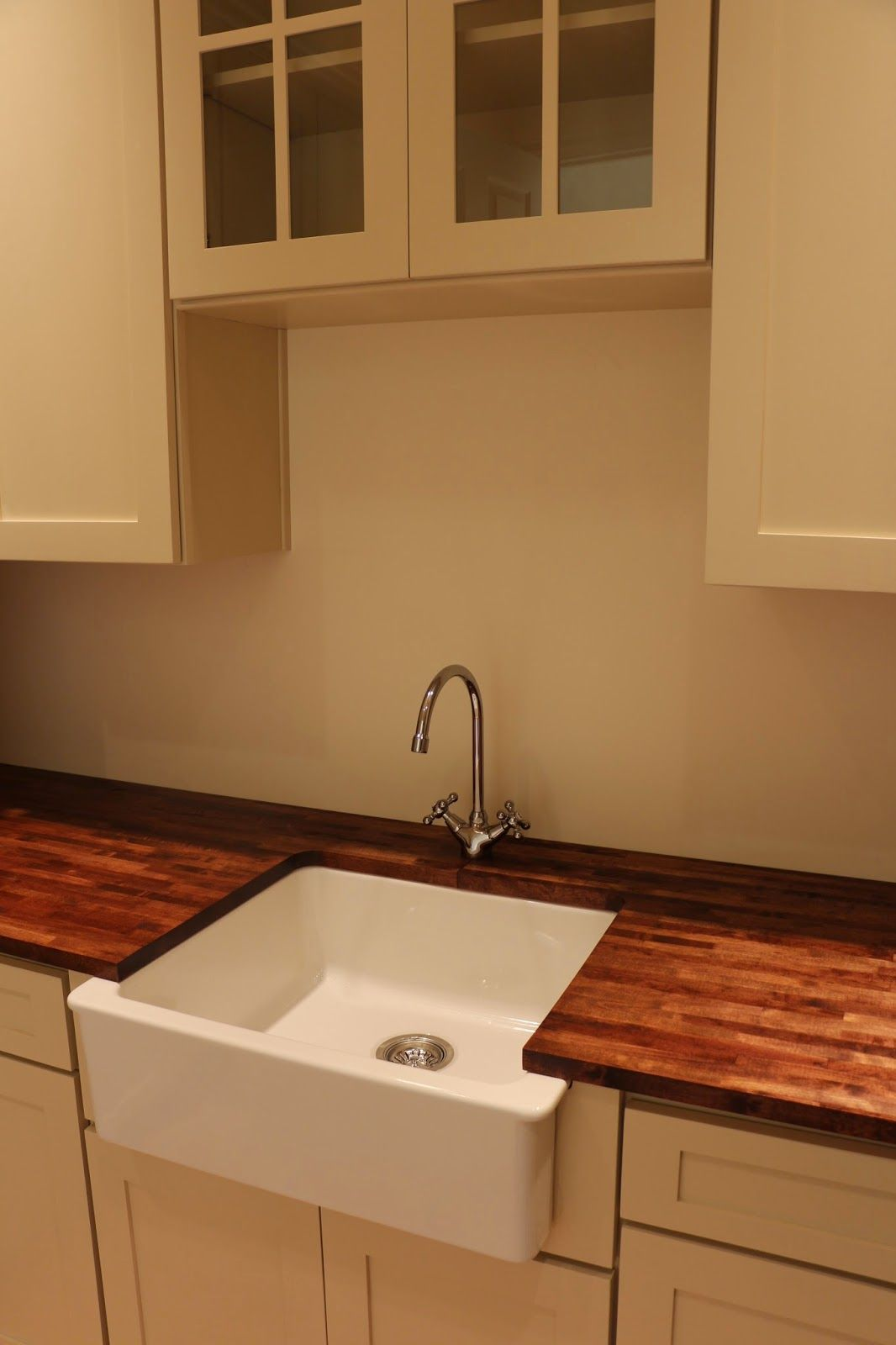 Domsjo Sink Farmhouse Sink Wood Countertops Varde Countertops Ikea Wood Countertops
