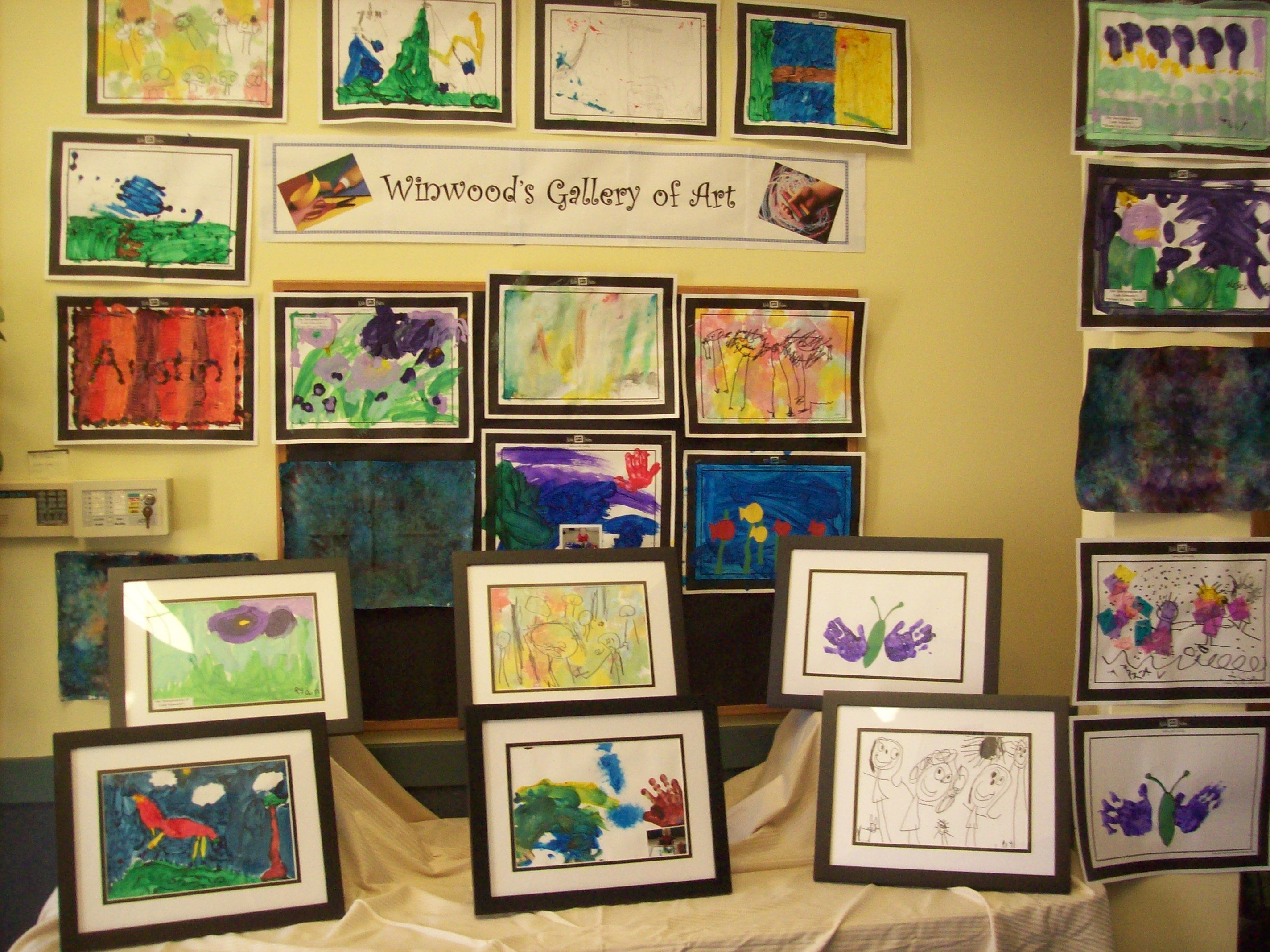 Art Shows Are A Great Way To Celebrate Week Of The Young Child