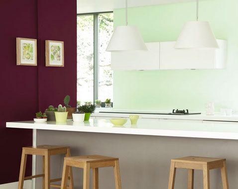 Associer La Couleur Violet Dans La Chambre Le Salon La