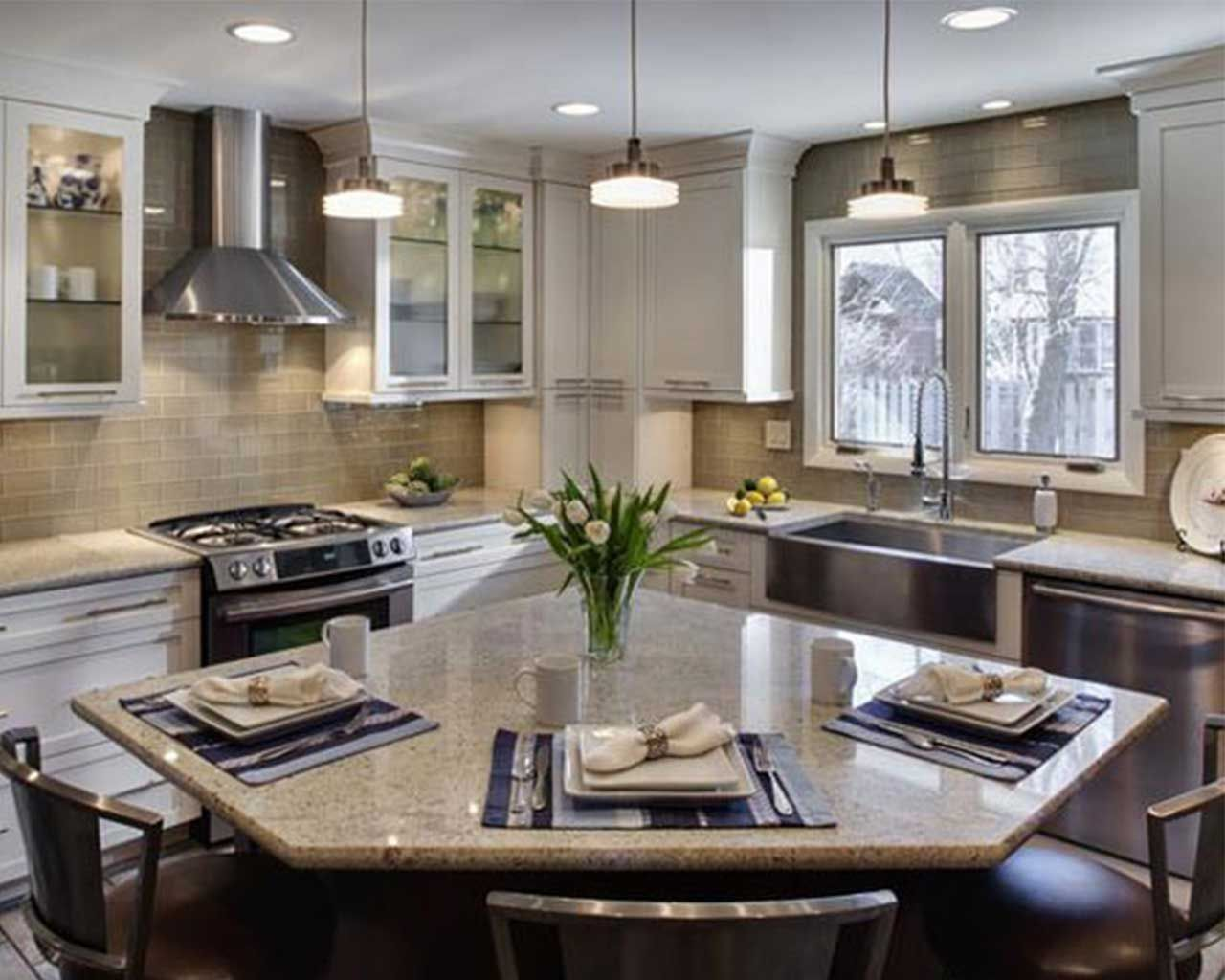small l shaped kitchens with islands google search little fixer upper pinterest google on small kaboodle kitchen ideas id=32514