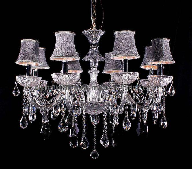Modern Crystal Chandelier Lamp