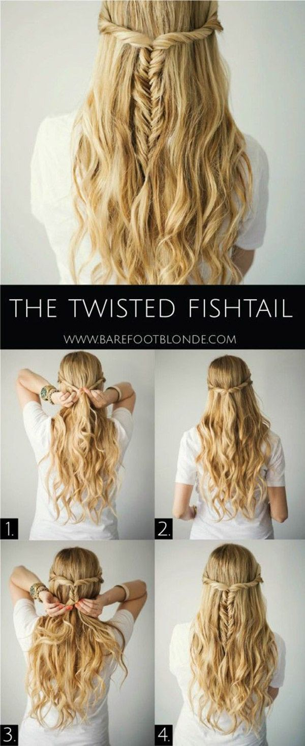 Beautiful DIY Hairstyles to Wear to a Wedding Hair wedding