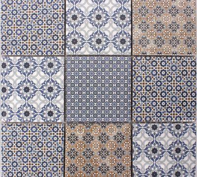 keramik mosaik fliesen zement optik classico | einrichtung | pinterest