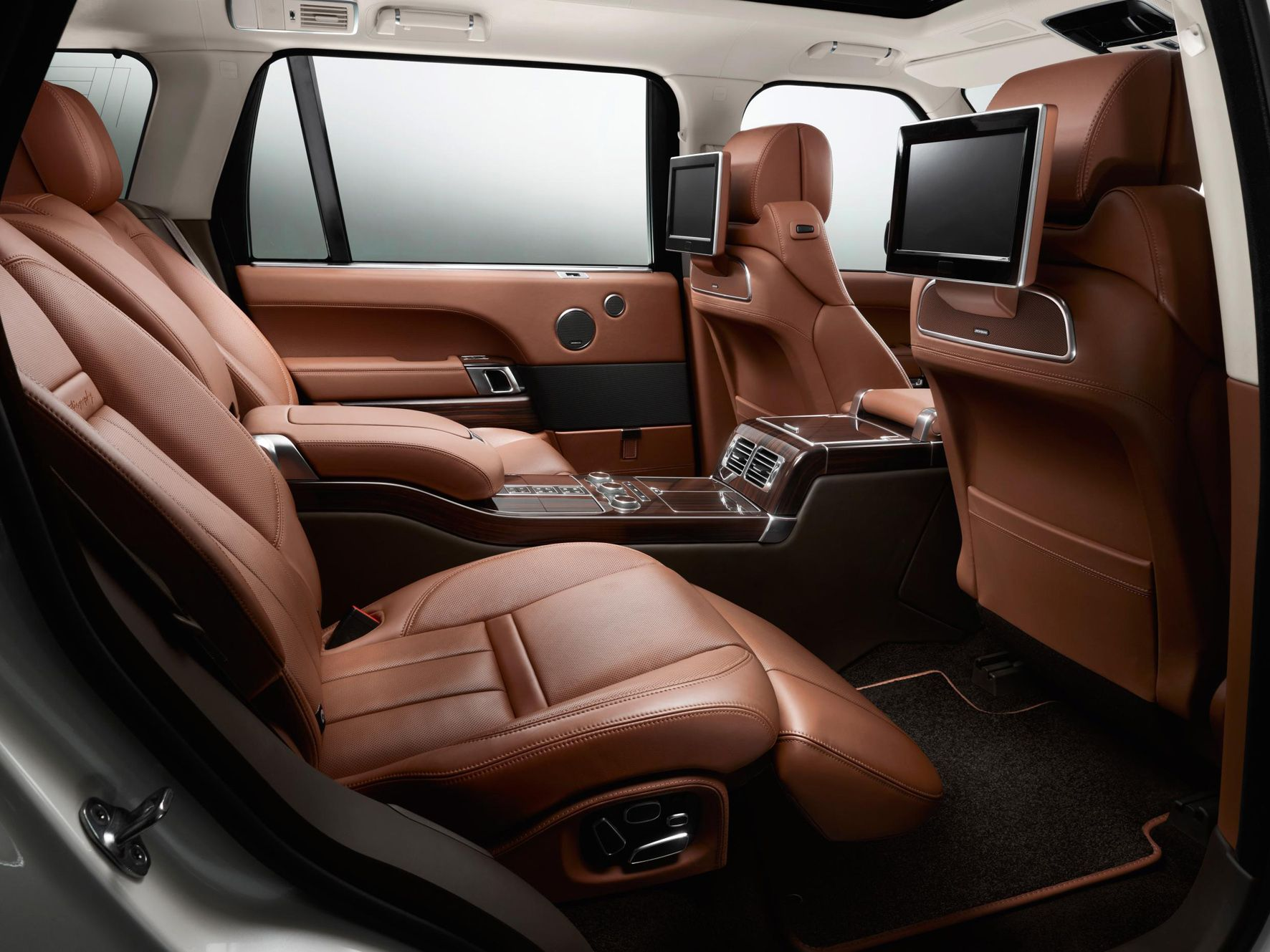 2014 Range Rover Long Wheel Base Autobiography Interior