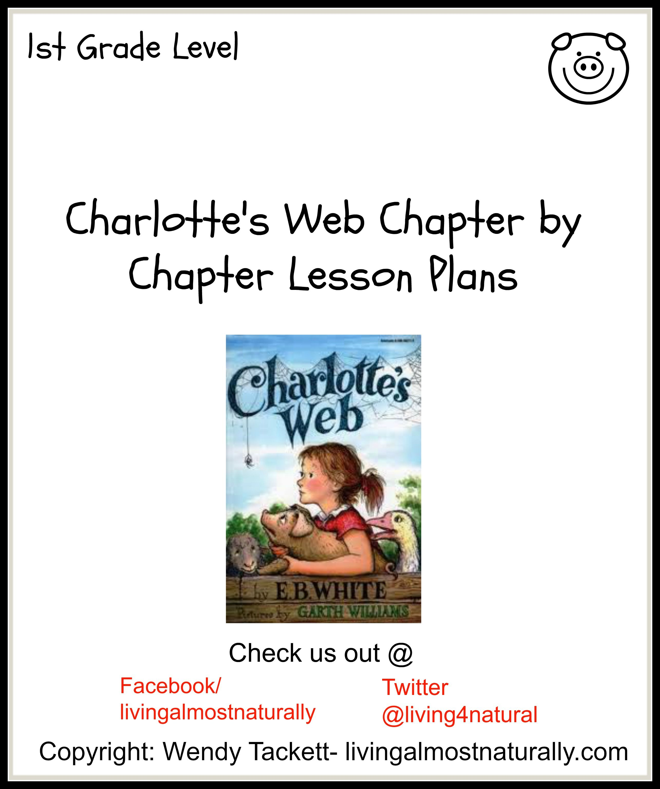 Check It Out Charlotte S Web Chapter By Chapter Study