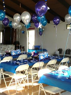 Magic Theme Party On Pinterest Themed Birthday Parties