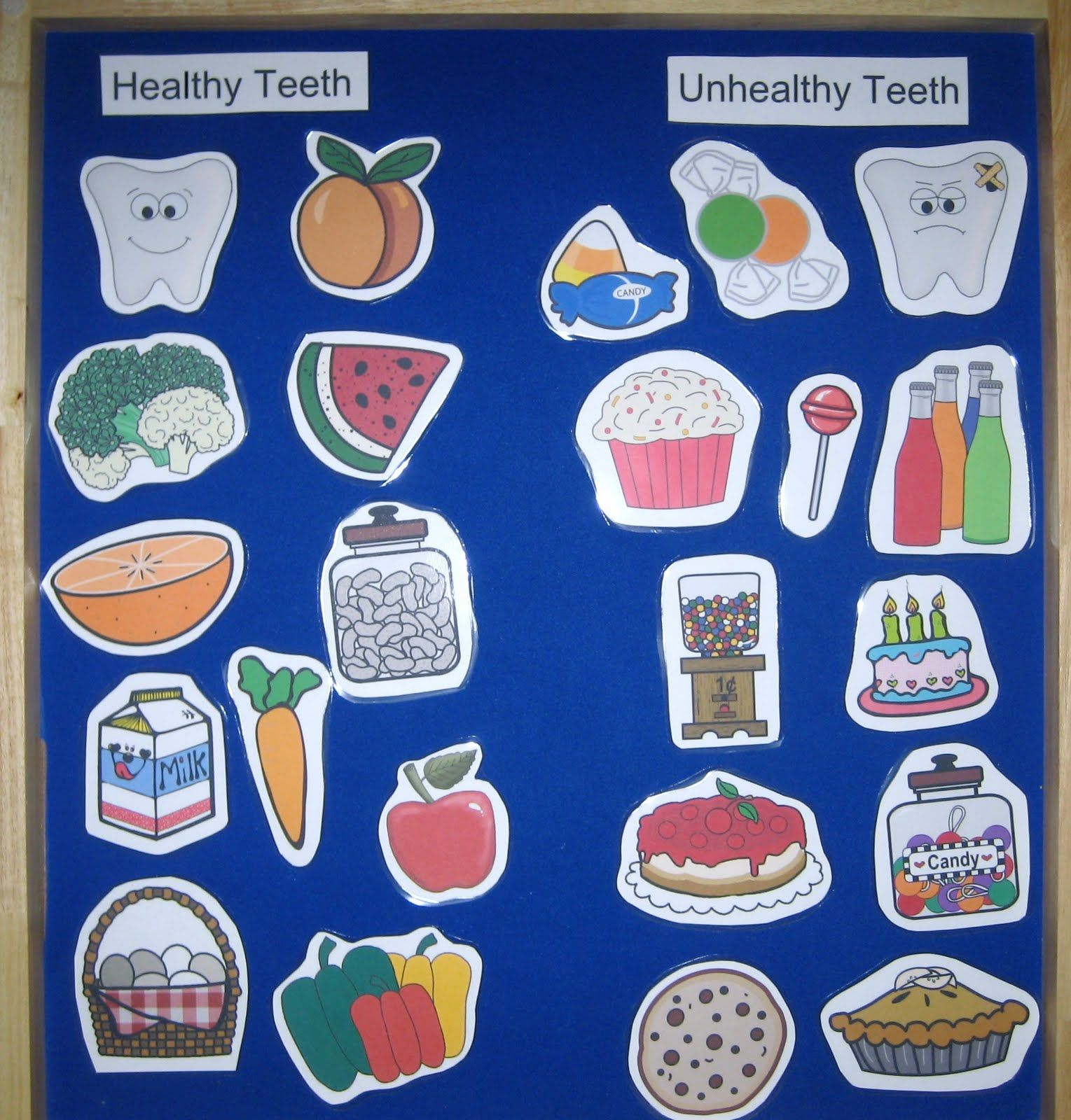 Healthy Food Vs Unhealthy Food Students Can Draw Picture Or Use Junk Mail To Show Food That