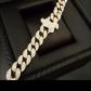 New new menus gold finished bracelet diamond bracelets k gold