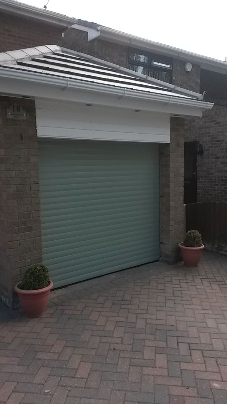 The Elegant along with Stunning Henderson Green Garage Door Spring