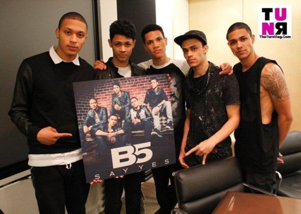 say yes Carnell, Patrick, Bryan, Kelly, and Dustin | B5 ...