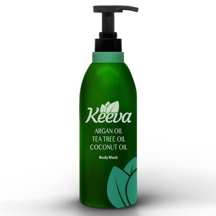no Best Antibacterial Body Wash with Tea Tree Oil Argan Oil and