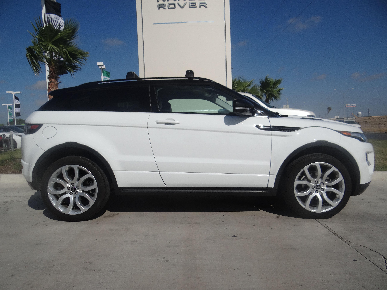 New 2013 Range Rover Evoque at Land Rover San Juan Texas
