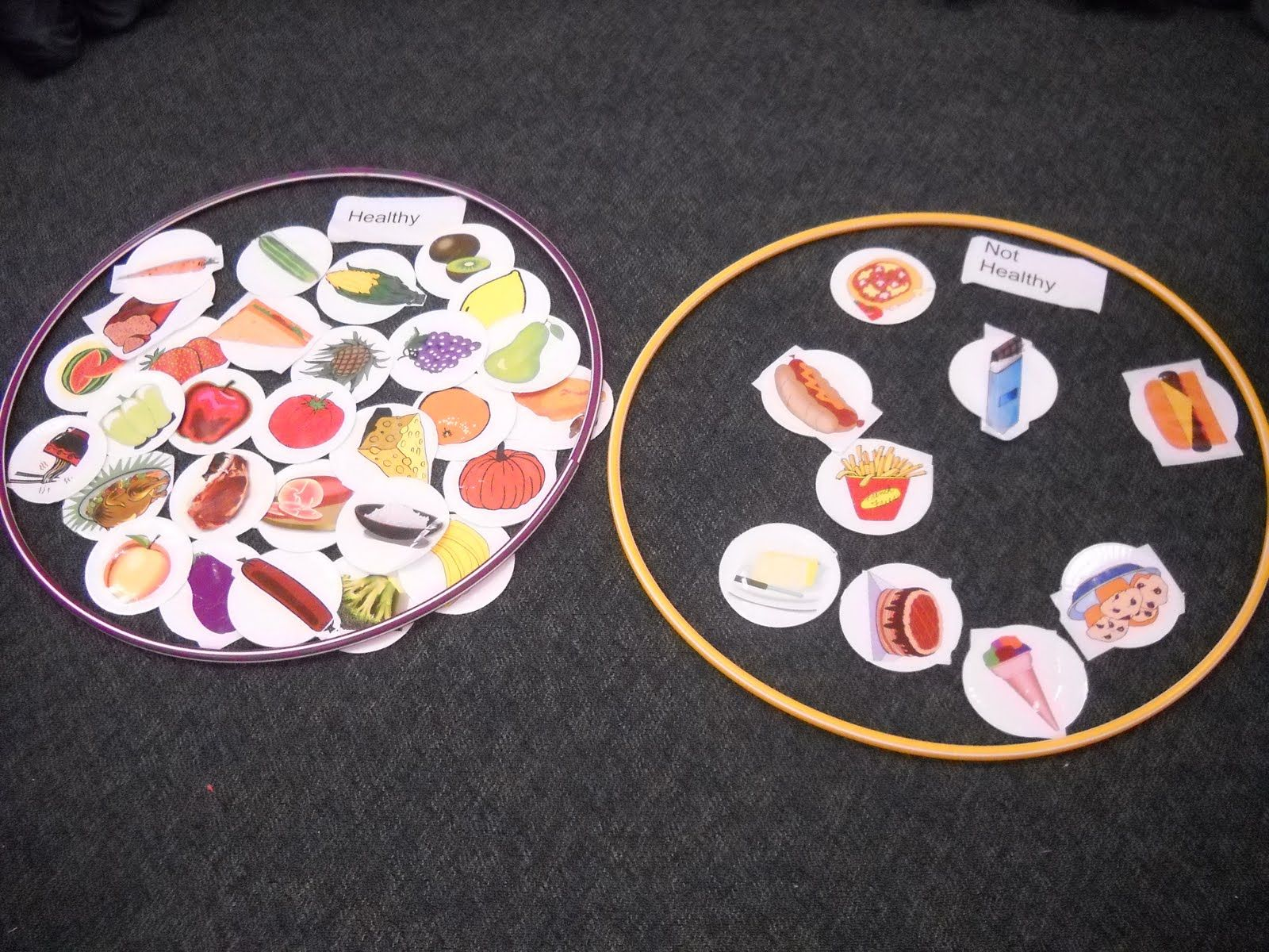 Fun Activity For Learning About Healthy Foods Gregory The Terrible Eater Book Connection