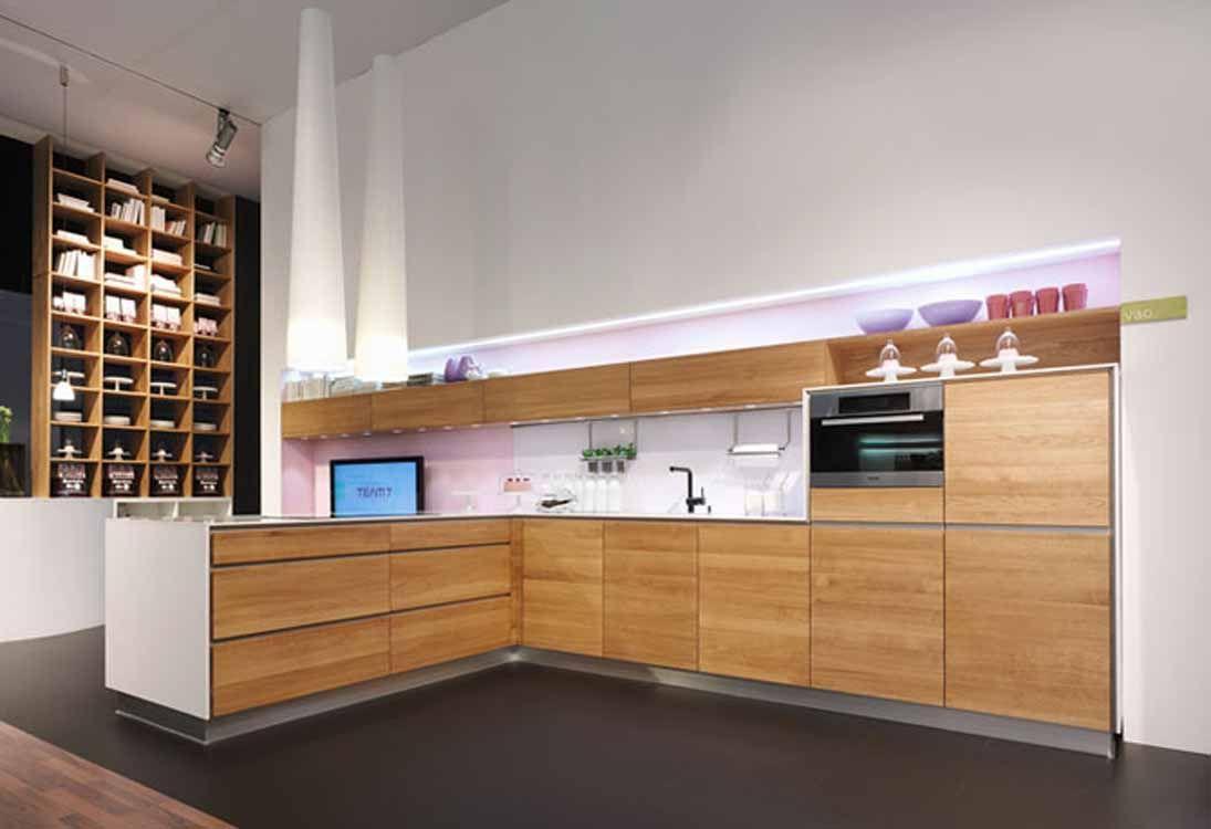 Best Kitchen Gallery: Kitchen Design Beautiful Modest Wooden Kitchen Cabi S Tn173 of Modern Wood Kitchen Cabinets on cal-ite.com